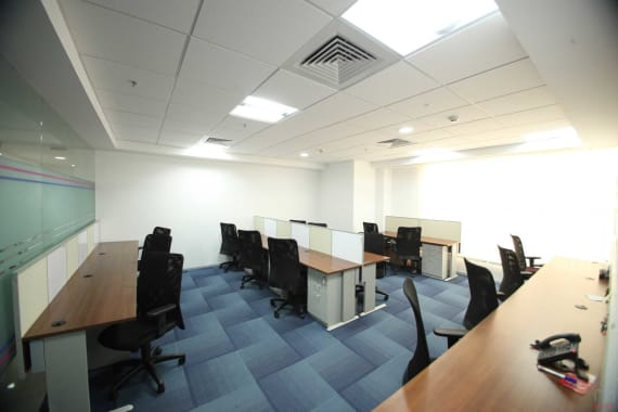 100 seaters Open Desk Hyderabad Gachibowli ikeva-gachibowli