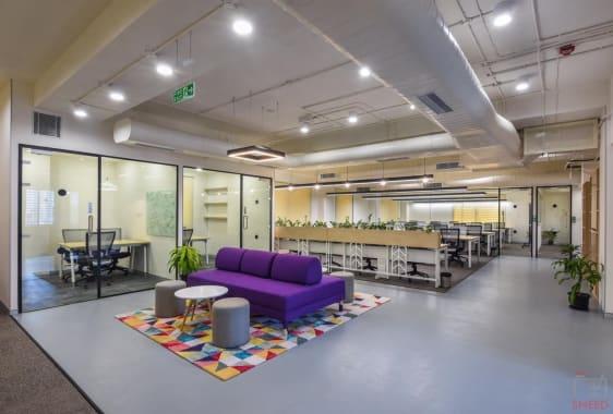 200 seaters Open Desk Bangalore Nagavara incubex-ngw