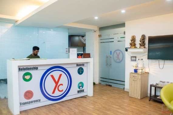 General New Delhi Dwarka yc-coworking-space-dwarka