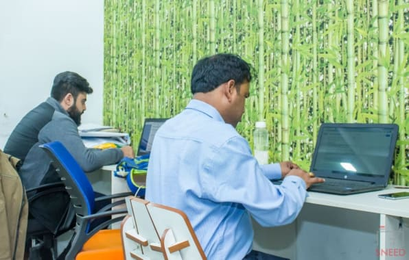 80 seaters Open Desk New Delhi Dwarka yc-coworking-space-dwarka