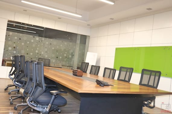 10 seaters Meeting Room Noida Sector 83 workplace-83