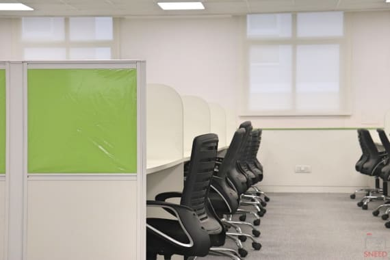 470 seaters Open Desk Noida Sector 83 workplace-83