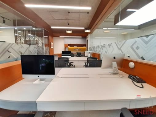 6 seaters Open Desk Vadodara Alkapuri cowork-&-grow