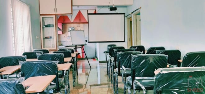 20 seaters Training Room Bangalore RT Nagar next-level-academy