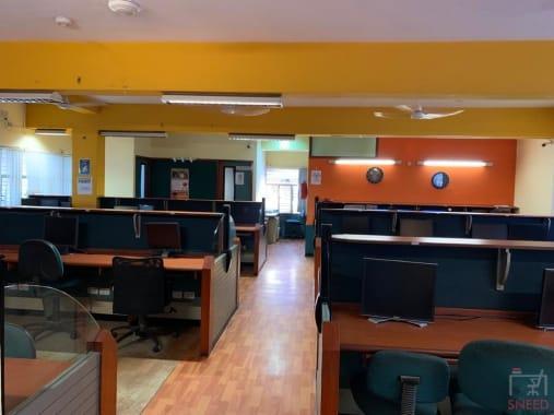 75 seaters Open Desk Bangalore Indiranagar avoir-ventures
