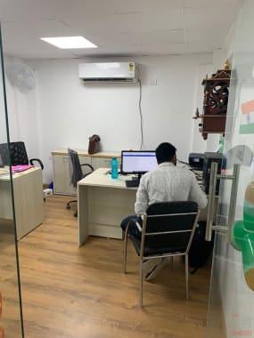 5 seaters Private Room Bhopal MP Nagar workpad-2