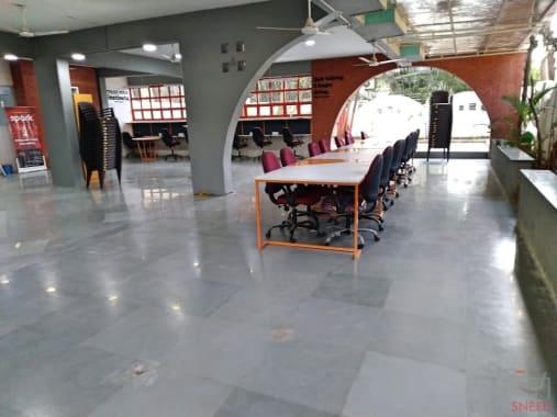 35 seaters Open Desk Pune Baner mvpm-spark