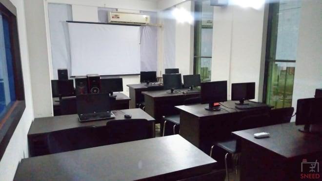 20 seaters Training Room Kolkata Kasba smartskill-training-solutions