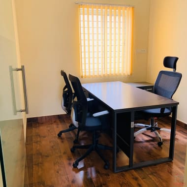 3 seaters Private Room Bangalore HSR precedence-coworks
