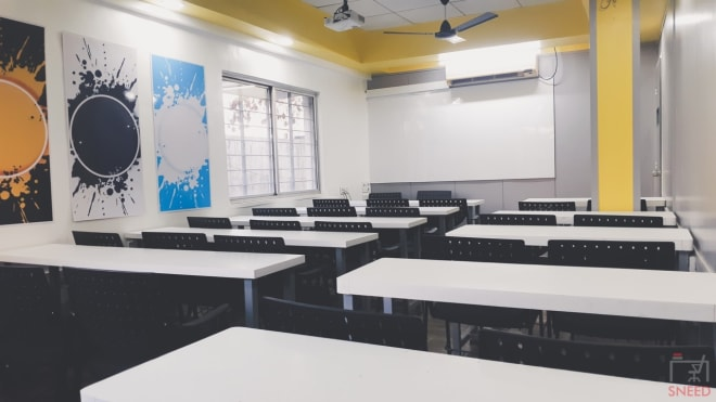 25 seaters Training Room Pune Shivaji Nagar tspaces