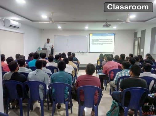 45 seaters Training Room Bangalore Marathalli live-tech---bangalore