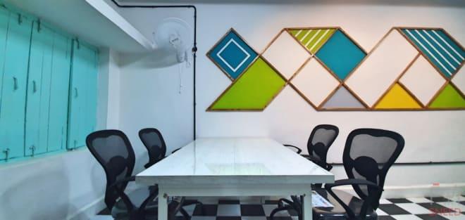 5 seaters Private Room Nagpur Daharampeth eureka-co-working