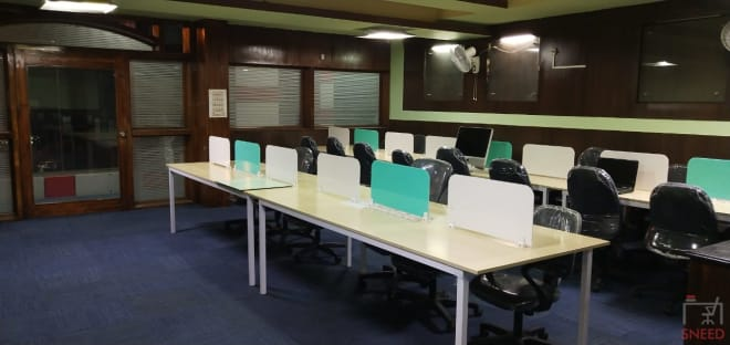40 seaters Open Desk Bangalore JP Nagar theco-space