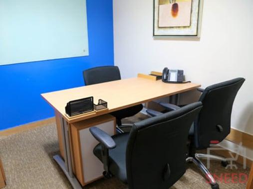 Private Room Bangalore Ashok Nagar flexible-office-ub-city