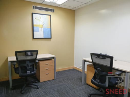 6 seaters Private Room Bangalore MG Road flexible-office-raheja-towers