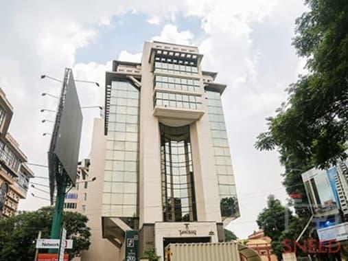 General Bangalore Dickenson flexible-office-dickenson