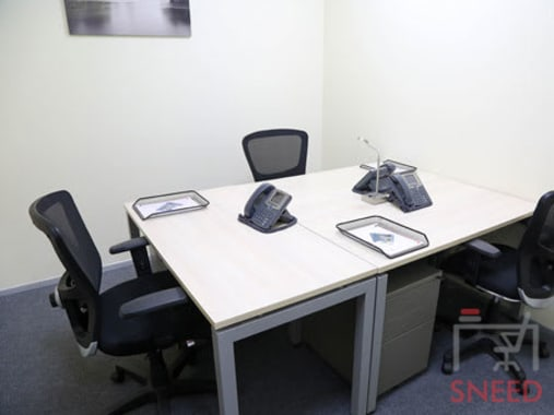 3 seaters Private Room Bangalore Old Madras Road flexible-office-rmz-infinity