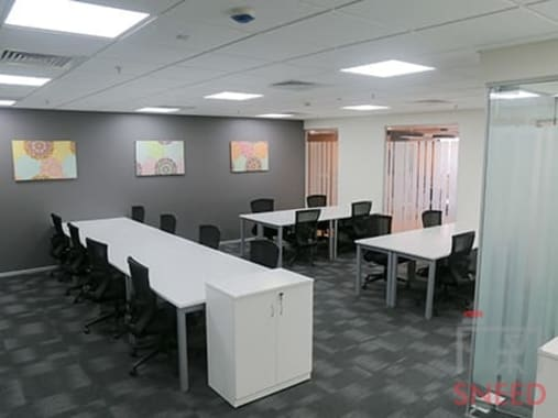 14 seaters Private Room Bangalore Whitefield flexible-office-brigade-irv