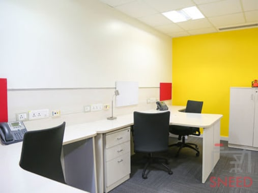 4 seaters Private Room Bangalore Nagavara flexible-offices-manyata