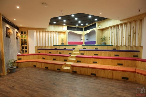 50 seaters Event Space Noida Sector 127 kocreate