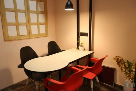 4 seaters Meeting Room Noida Sector 127 kocreate