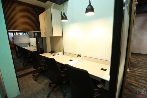 6 seaters Private Room Noida Sector 127 kocreate