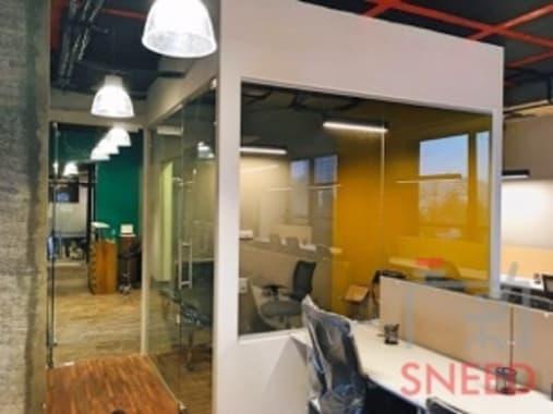 4 seaters Meeting Room Pune Baner neper-labs-coworking