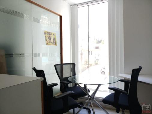 3 seaters Meeting Room Bangalore Richmond circle oftog