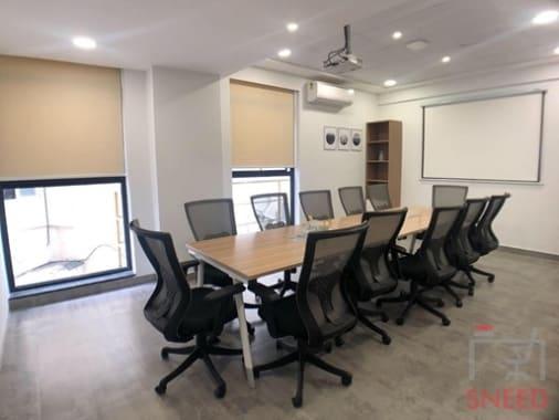 15 seaters Meeting Room Bangalore Indiranagar workden-indiranagar-100ft