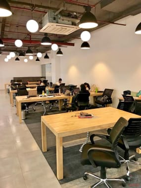 200 seaters Open Desk Gurgaon Sector 67 plus-offices-sector-67