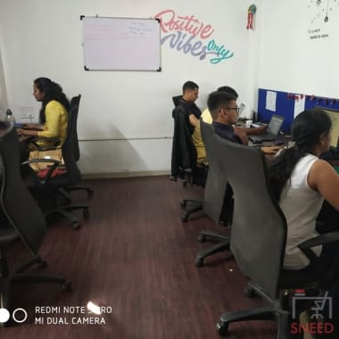 8 seaters Meeting Room Pune Baner excella-coworking-space