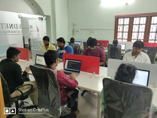 12 seaters Open Desk Hyderabad Madhapur feednet-solutions