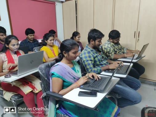 10 seaters Training Room Hyderabad Madhapur feednet-solutions