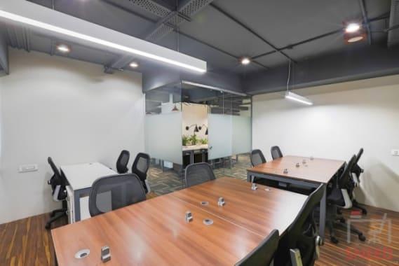 10 seaters Private Room Indore Vijay Nagar sky-space-premium-coworking-space