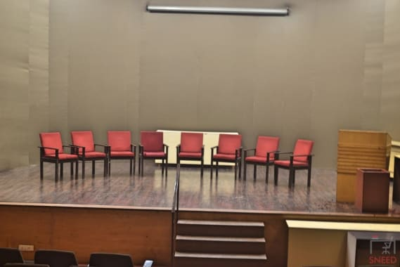 260 seaters Training Room Mumbai Andheri West axcel-global-service