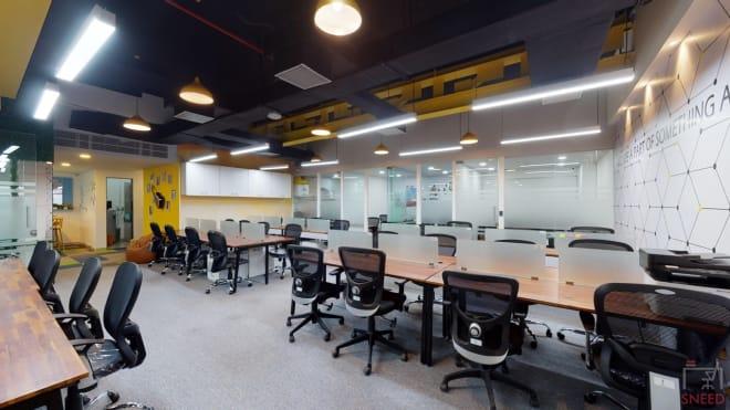 70 seaters Open Desk Mumbai Powai  community-coworks