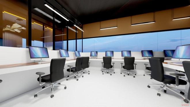 16 seaters Private Room Bangalore Vijaynagar bric-vijay-nagar
