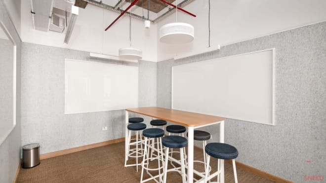 Meeting Room Noida Sector 16 wework-berger-delhi-one