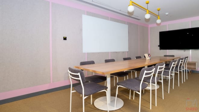 18 seaters Meeting Room Bangalore Bannerghatta Road wework-salarpuria-symbiosis