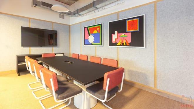 10 seaters Meeting Room Mumbai Goregaon (East) wework-oberoi-commerz-ii