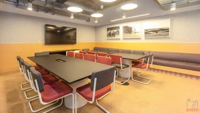 18 seaters Meeting Room Mumbai Goregaon (East) wework-oberoi-commerz-ii