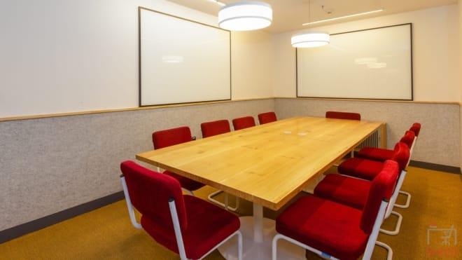 8 seaters Meeting Room Mumbai Thane wework-zenia