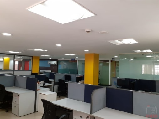 50 seaters Open Desk Bangalore Electronic City budget-coworks