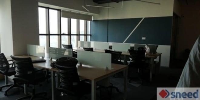 44 seaters Open Desk Bangalore Sarjapura Road instaoffice-sarjapur