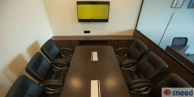 10 seaters Meeting Room Mumbai Lower Parel one-co.work-lower-parel