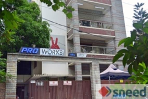 Bangalore Indiranagar pro-works