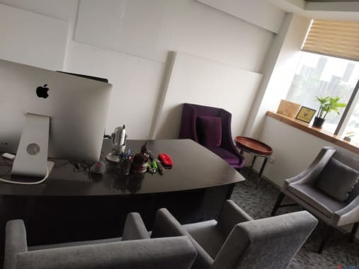 2 seaters Private Room Gurgaon Sector 50 instaoffice-good-earth-city-centre