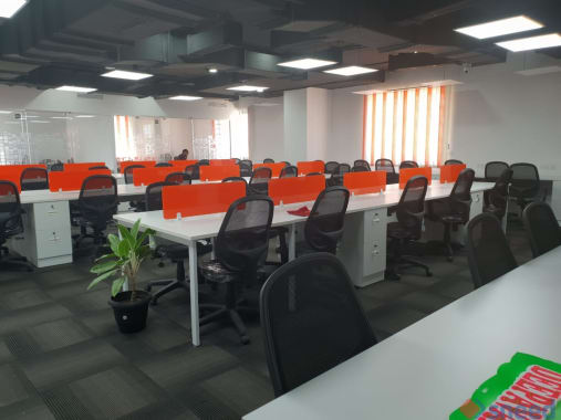 87 seaters Open Desk Bangalore HSR instaoffice-hsr