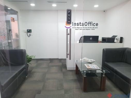 General Bangalore HSR instaoffice-hsr