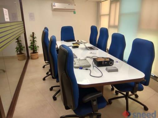 8 seaters Meeting Room Bangalore Bannerghatta Road incubex-bannerghatta